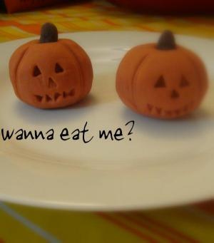 かぼちゃだぞ~!