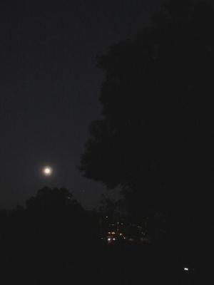 神帰月の満月